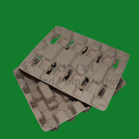 Pulp Molding Process Eco Friendly Hardware