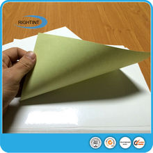 Hot Sale super self adhesive cast coated paper for label