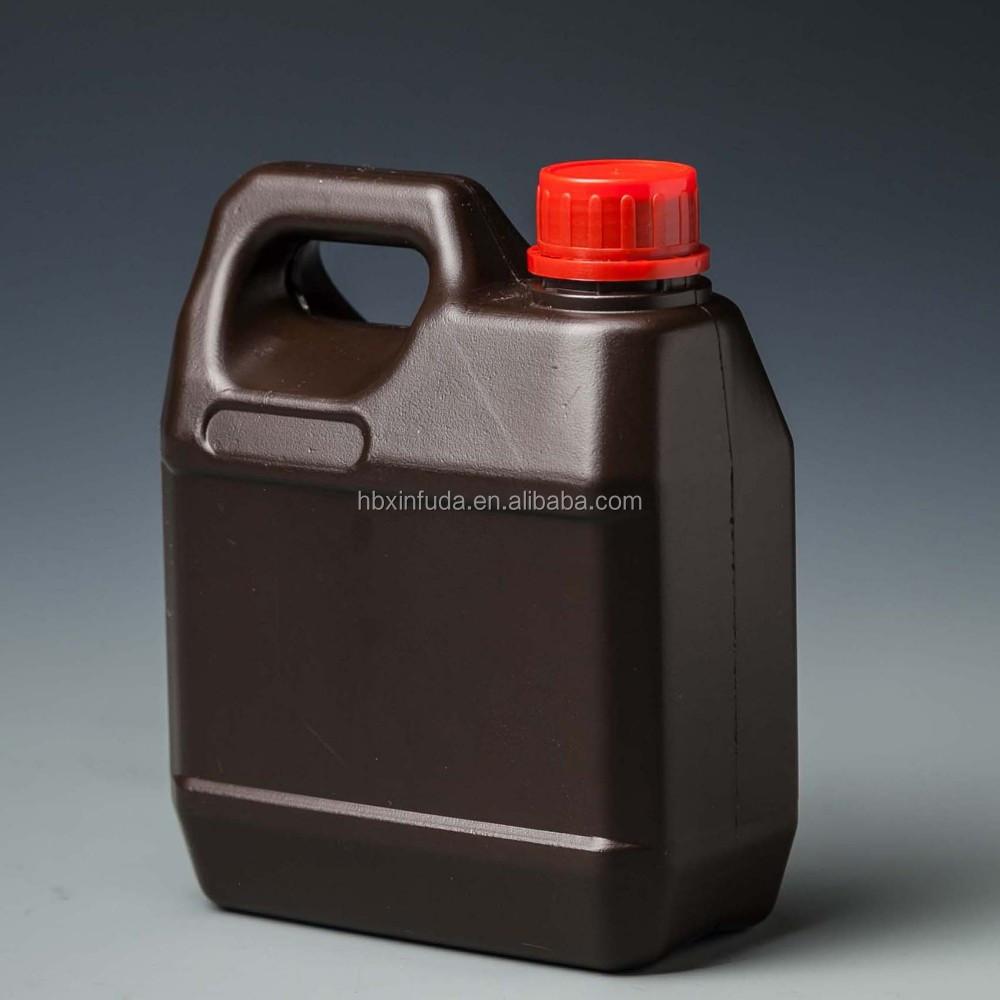 500ml 1000ml 2000ml engine oil plastic bottle for oil for Motor oil plastic bottle manufacturer