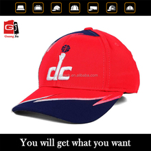 100% cotton soft material children 6-panel flex fit baseball cap with3d embroedery baseball cap