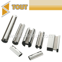 Popular Products 304 Polished Stainless Steel Shaped Pipe for Construction and Decoration