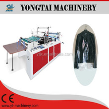 Computer Side Hot Seal and Cut Garment Bag Making Machine