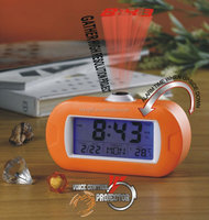 projector alarm table clock good for promotion