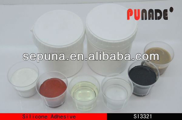 China RTV curing organic silicone pouring sealant for medical, LED, semiconductor, new energy