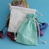 10*15cm Disposable and Reusable Cotton Canvas Grocery Bags