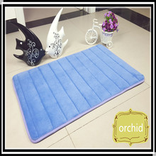 fashion dress microfiber outdoor mats