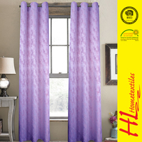 free sample available luxury fashion curtain set