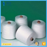 polyester spun yarn close virgin yarn 20/1 30/1 40/1 50/1 60/1 JFY-167