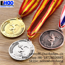 metal running medals,military medal,key medals
