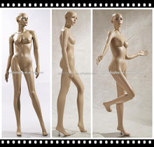 Window display sexy female mannequin,nude sexy model for sale