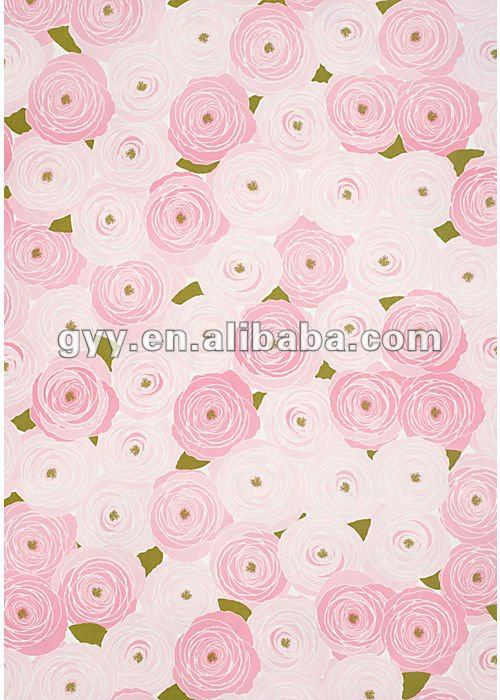 BUTTERCUPS gift-wrap eco-friendly wrap 2 sheets of 70x50cm quality