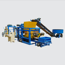 Price list of QT4-25 egg laying block making machine / building material concrete block making machine
