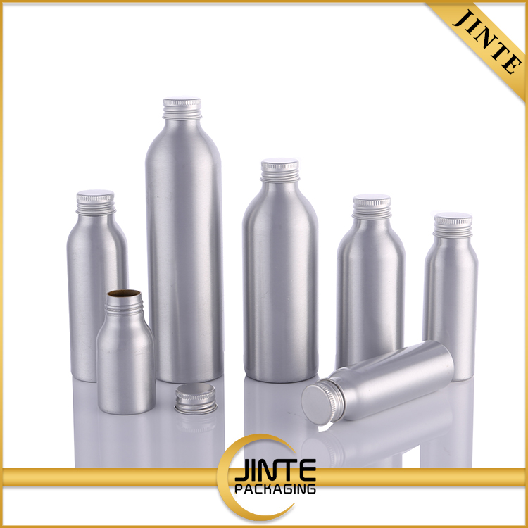 Top Quality for Packaging Cosmetics Luxury aluminum beer bottles
