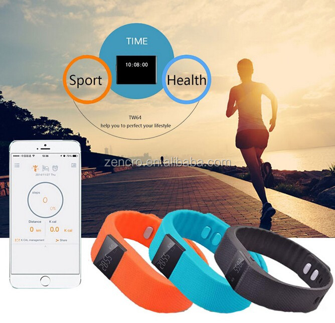 2016 brand new design fitbit flex smart wristband rechargeble low energy cost smart pedometer