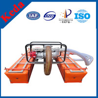 Overseas Service Mini Dredger for Gold Ore Separating