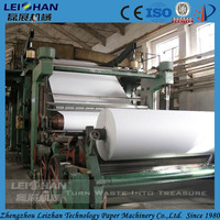 ISO.BE certification paper one a4 copier paper machine ,sand paper production ,copier paper making machine