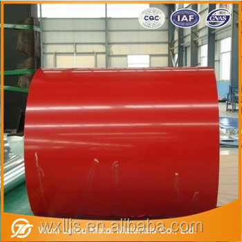 wood grain aluminum coil in stock