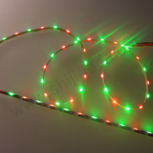 Sk6812 addressable 60led rgb ws2812 side emitting led strip