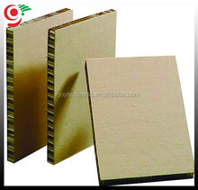 New concrete material corrugated Paper honeycomb core sandwich panel
