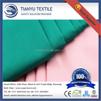 hospital uniform twill fabric with resistance to chlorine bleaching