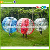 playground outdoor sports inflatable human bumper soccer bubble loopy ball for sale