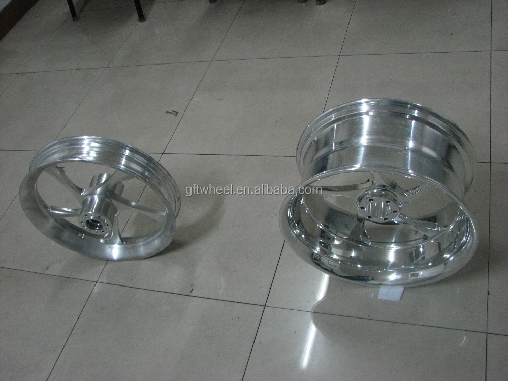 aluminum motorcycle wheel rim and wheel blank for you choice