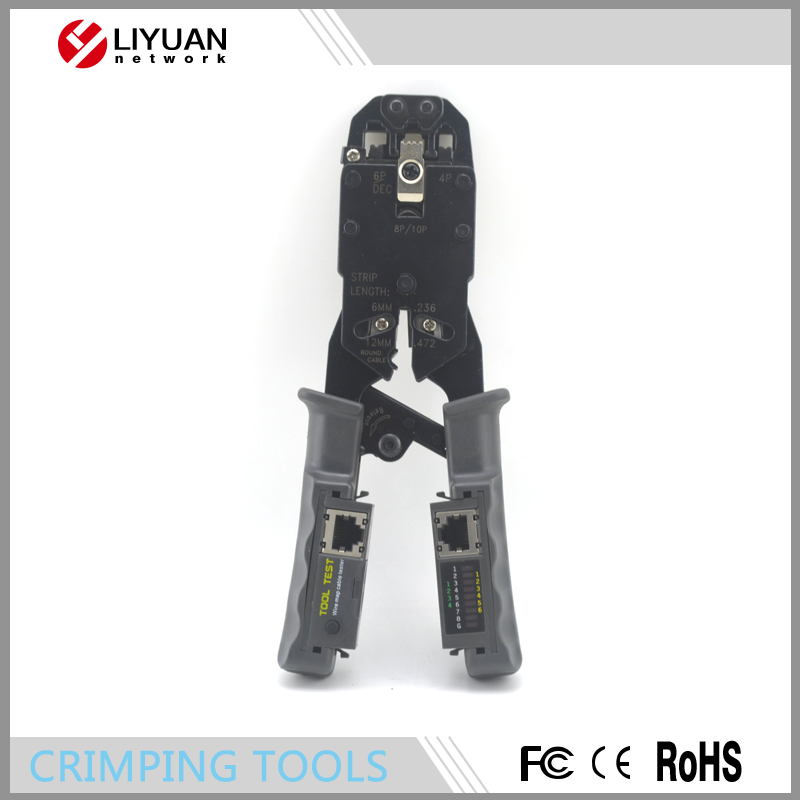 ly t022 crimping and cable testing solution utp stp network crimping tool buy network crimping. Black Bedroom Furniture Sets. Home Design Ideas