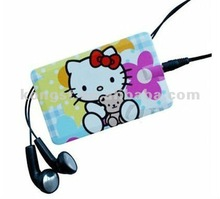 Business Card MP3 storage player