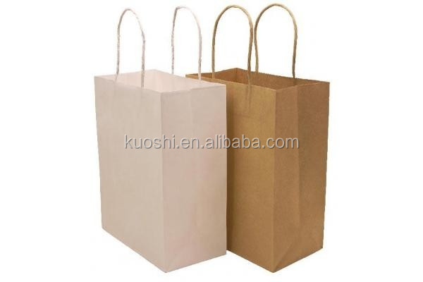 reinforced restaurant paper bag high quality