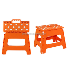 factory price fold up fishing camping stool with Hexapot EVA Pad