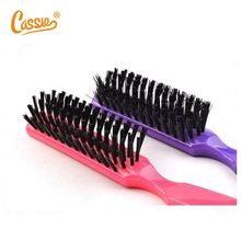 Colourful Rubber Hair Brush