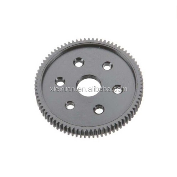 Plastic spur gear precision helical gear for hobby
