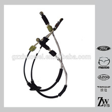 Standard Specification Car Mazda 3 hand brake Push Pull Control Cable BP4N-46-500,BP4N-46-500B