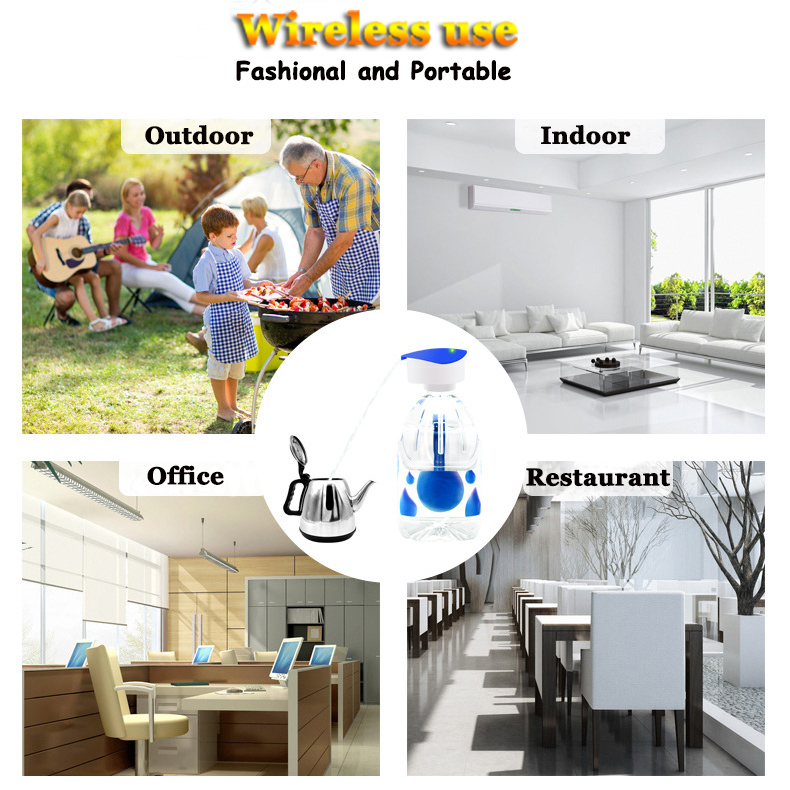 Outdoor Wireless Electric Mini Water Dispenser Spare Parts for 5 Gallon