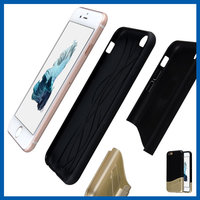 C&T Hybrid Two Piece Dual Layer Hard Electroplate New Design Case Cover for Iphone 6 plus
