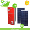 Solar frigde 24V DC for Home,camping,mountain