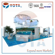 Hot Sale Large Fashionable Trade Show Exhibition Stand and Expo Booth