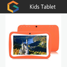 Android 4.4 Wholesale 7 inch kids tablet, kids tablet pc/kids 7 inch tablet with case