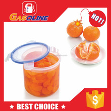 Top grade popular plastic lunch box with compartments
