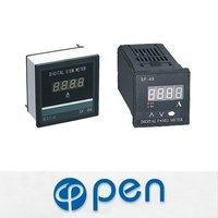 Square Type Digital AC Ammeter,Analogue Panel Meter