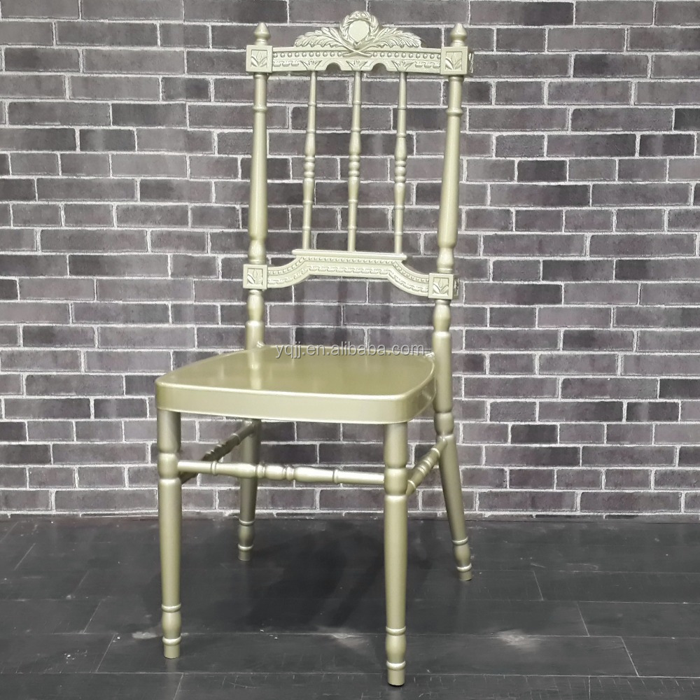 Royal king chair for wedding silver king throne chair wedding