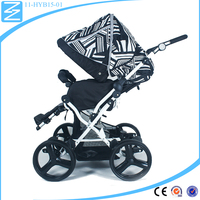 Modern Comfortable antique baby carriage