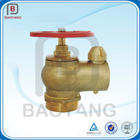 brass casting indoor portable type fire hydrant parts
