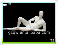 Full body mannequin lying down popular New fashion