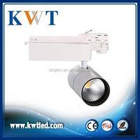 Low decay narrow focus 15W led track light spot with 3 years warranty
