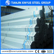 best selling products hot dip galvanized water line pipe for greenhouse frame