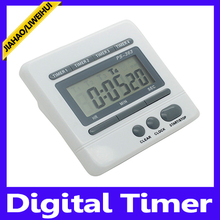 Mini digital convenient save battery timer with clear display