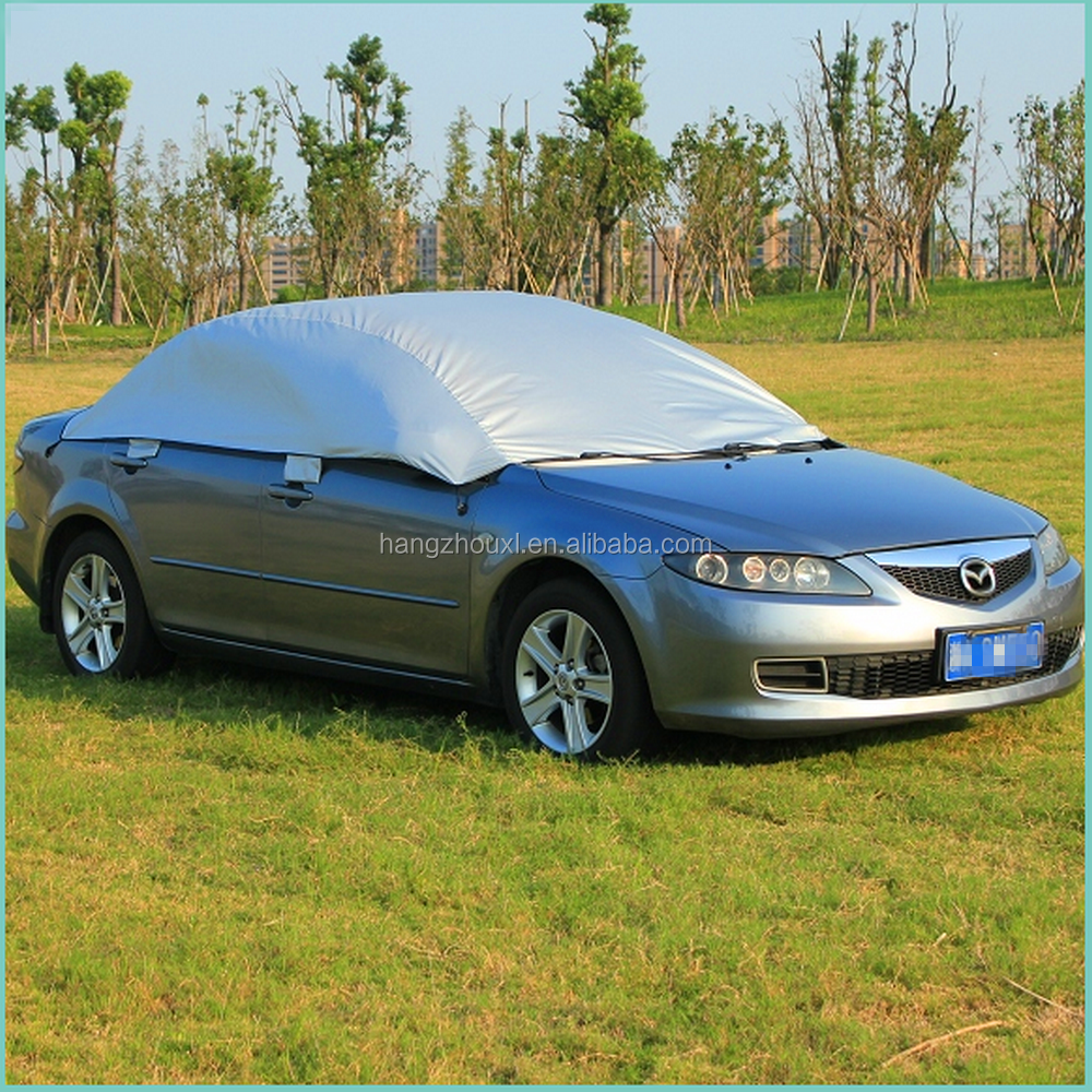 UV protection fast car cover at factory price with free samples
