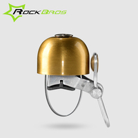 Rockbros High Quality and Low Price Durable Bicycle Parts Colorful Mini Unique Custom Handlebar Bike Bell