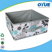 3D Mickey & Miki Printed foldable storage organizer for toys